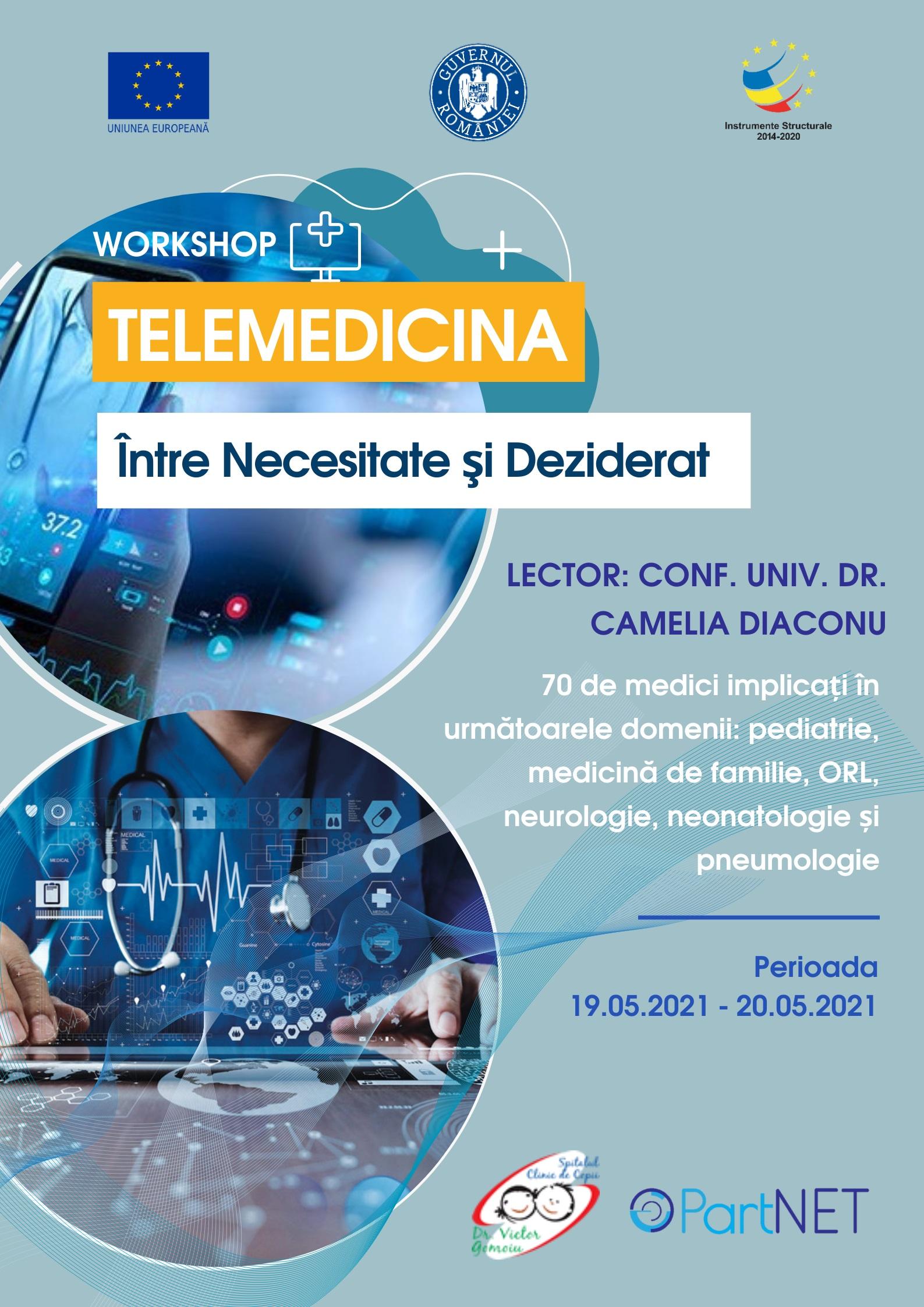 Telemedicina - intre necesitate si deziderat v3